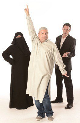The Infidel Cast Photo