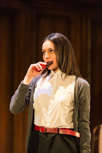 2015 West End Cast - Janine Harouni (Julia) in 1984. Photography by Manuel Harlan