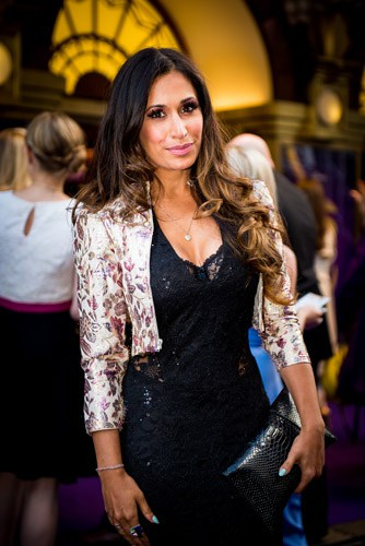 Preeya Kalidas at Aladdin Opening Night, Prince Edward Theatre. Photographer David Tett. © Disney