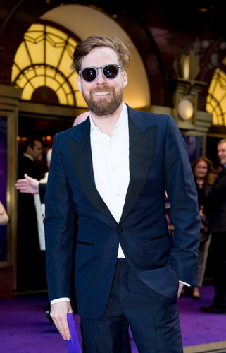 Ricky Wilson at Aladdin Opening Night, Prince Edward Theatre. Photographer David Tett. © Disney