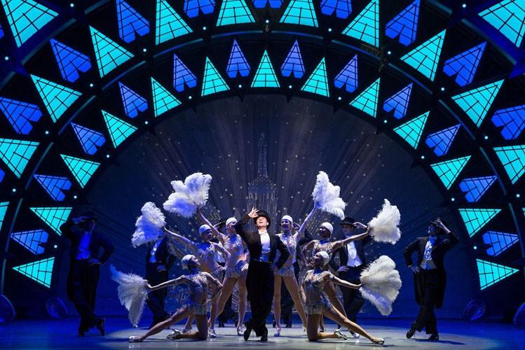 An American in Paris. Original Broadway Cast. Credit Matthew Murphy