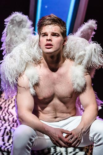 Devilish! Alex Green (Angel) - Photo Scott Rylander