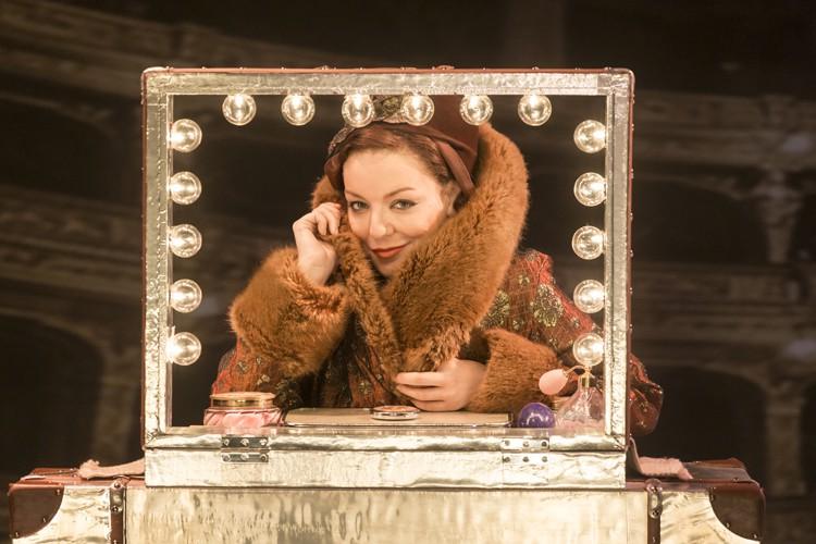 Sheridan Smith (Fanny Brice) - Photo by Johan Persson