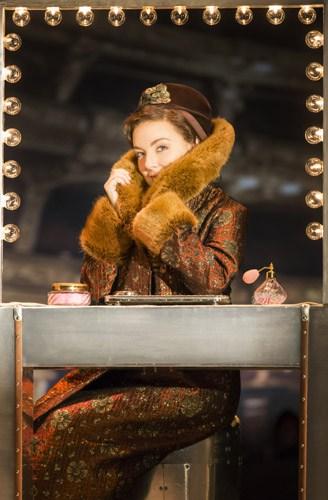 Sheridan Smith (Fanny Brice). Photo by Johan Persson