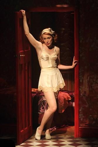 Laura Rogers (Dorothea). Photo credit Catherine Ashmore