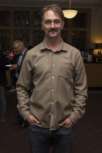 Dennis Herdman (Inspector Fix). Credit - Adam Bennett