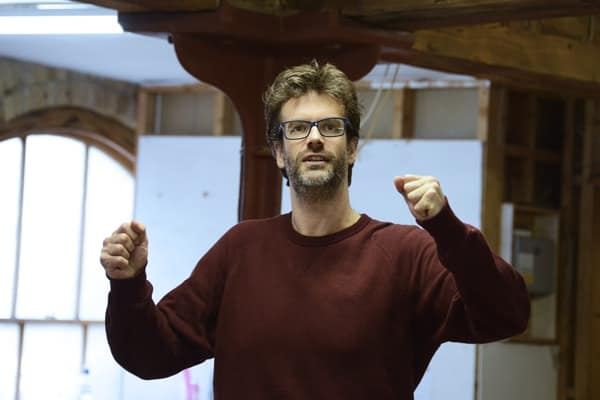 Marcus Brigstocke And Laura Pitt Pulford Lead The Company