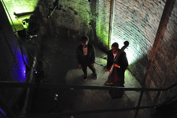 Bascule Chamber Concerts - Coco Mbassi - photos by Gabor Gergely Photography