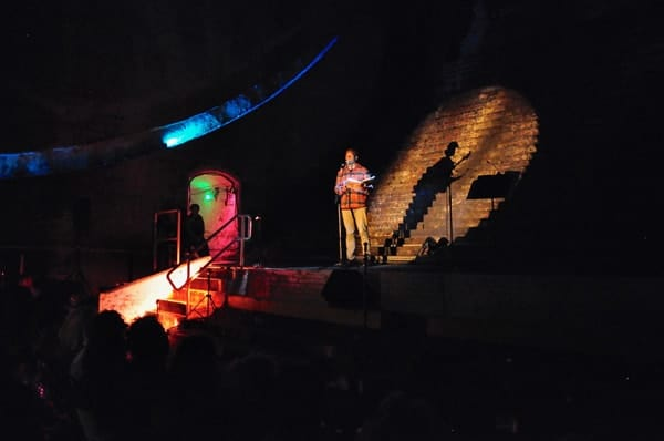 Bascule Chamber Concerts - Kayo Chingonyi -photos by Gabor Gergely Photography