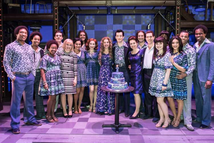 Beautiful The Carole King Musical Company (photo Craig Sugden)