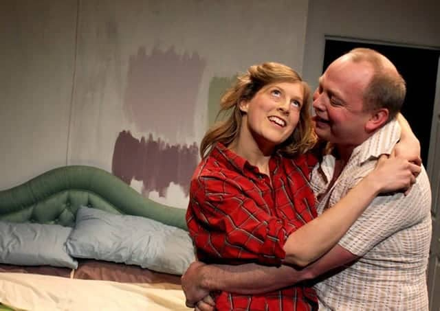 The Tower Theatre Company: Bedroom Farce - Photo by Robert Piwko