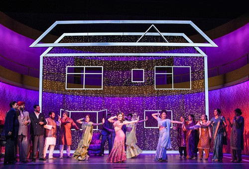 Bend It Like Beckham The Musical, Photo Ellie Kurttz