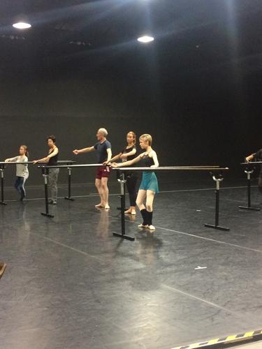 New English Ballet Theatre Bootcamp