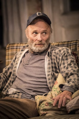 Ed Harris 2, in Buried Child, Trafalgar Studios, photo Johan Persson