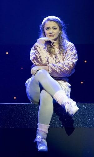 Carrie Hope Fletcher (Brenda Payne) - The Christmasaurus Live - Eventim Apollo (c) (c) Alastair Muir