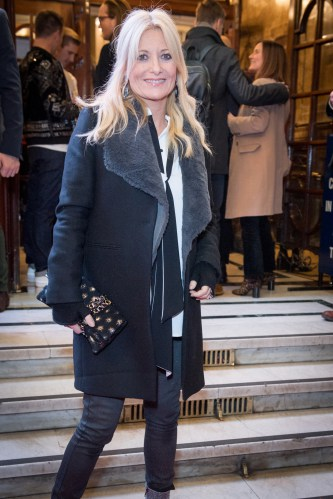 Gaby Roslin at the Opening Night of Cinderella at the London Palladium - Photo credit Craig Sugden