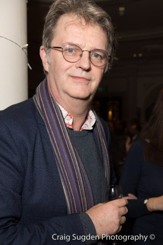 Paul Merton at the Opening Night of Cinderella at the London Palladium - Photo credit Craig Sugden