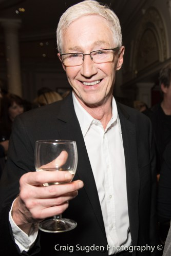 Paul O'Grady at the Opening Night of Cinderella at the London Palladium - Photo credit Craig Sugden