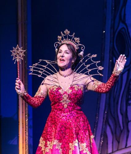 Arlene Phillips as Fairy Bowbells - Dick Whittington - NWT - Credit Darren Bell