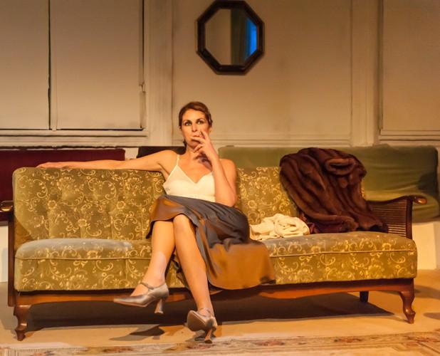 Lesley Harcourt - Credit Lidia Crisafulli
