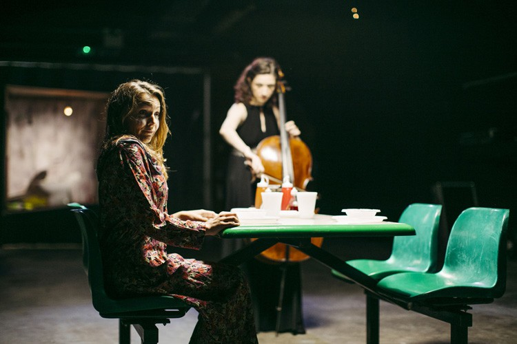 dreamplay at The Vaults - Michelle Luther and Laura Moody (courtesy of Cesare De Giglio)