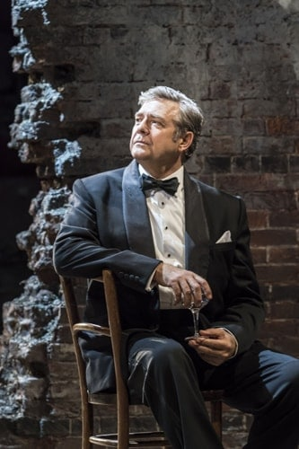 Philip Quast as Ben Stone in FOLLIES at the National Theatre (c) Johan Persson