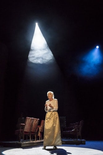 Josephine Barstow as Heidi Schiller in FOLLIES at the National Theatre (c) Johan Persson