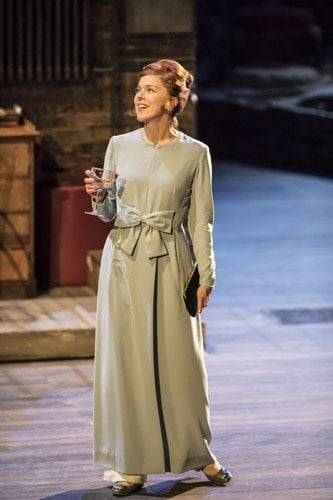 Janie Dee as Phyllis Rogers Stone in FOLLIES at the National Theatre (c) Johan Persson