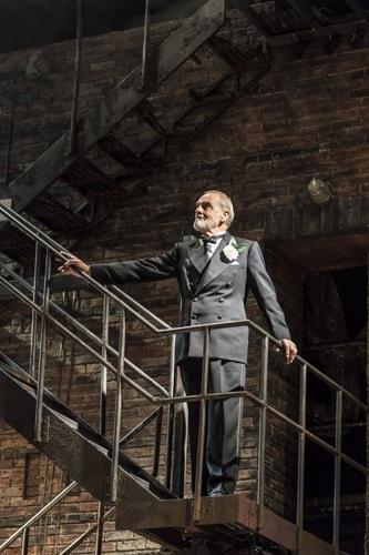 Gary Raymond as Dimitri Weismann in FOLLIES at the National Theatre (c) Johan Persson
