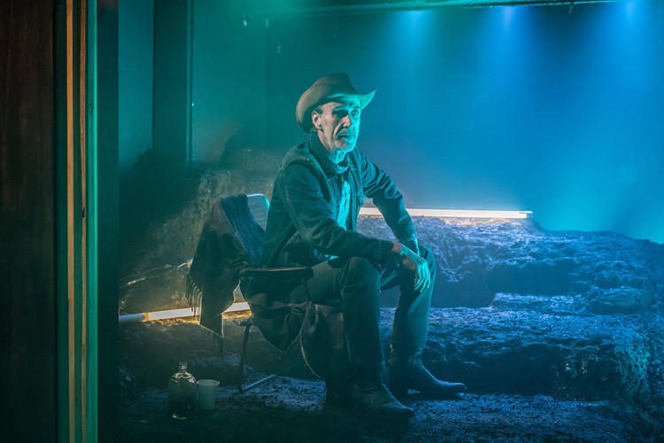 Fool for Love Joe McGann Photo Marc Brenner