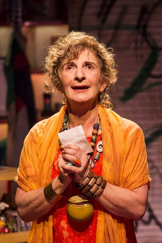 IN THE HEIGHTS. Norma Atallah 'Abuela'. Photo by Johan Persson