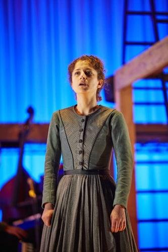 Nadia Clifford (Jane Eyre) NT Jane Eyre Tour 2017. Photo by BrinkhoffMögenburg