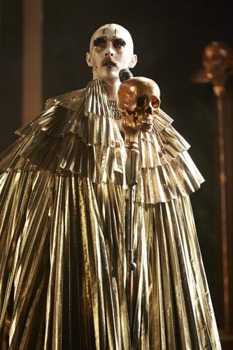 Peter Caulfield as Herod. Photo Graham Michael