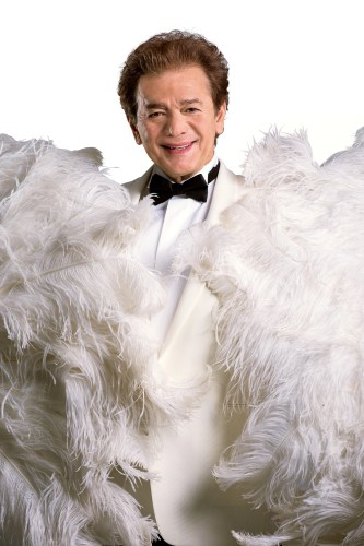 La Cage Aux Folles - Adrian Zmed as 'Georges' - Credit Matt Martin