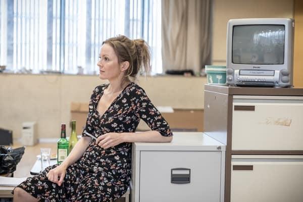 Rachael Stirling (Elizabeth Lyons) by Marc Brenner