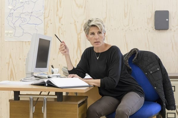 Tamsin Greig (Jean Whittaker) by Marc Brenner