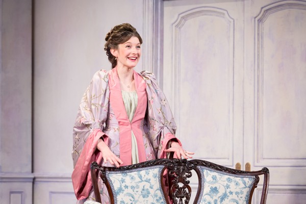 Grace Molony as Lady Windermere (3) - Credit Marc Brenner