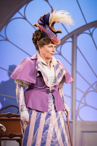 Jennifer Saunders as Duchess of Berwick - credit Marc Brenner