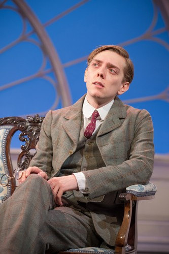 Joshua James as Lord Windermere - Credit Marc Brenner