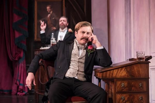 Kevin Bishop as Lord Darlington (2) - Credit Marc Brenner