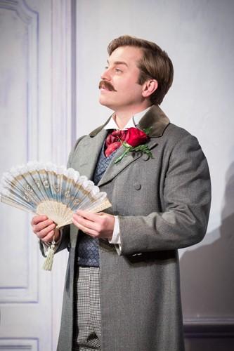 Kevin Bishop as Lord Darlington - Credit Marc Brenner
