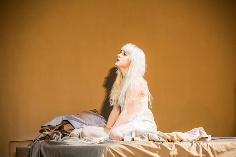 LAZARUS - Sophia Anne Caruso (Girl) Credit Johan Persson