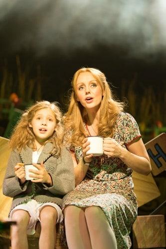 Royal Shakespeare Companys Matilda The Musical. Credit Manuel Harlan
