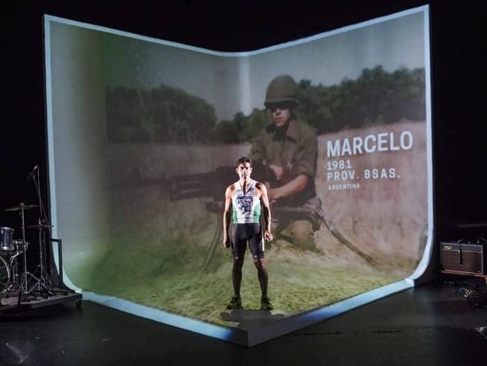 Minefield Marcelo Vallejo - Tristram Kenton