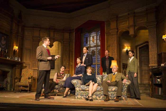 Group Photo from The Mousetrap