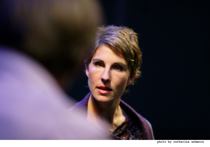 Tamsin Greig in GETHSEMANE by David HareTAMSIN GREIG as Meredith Guest Photo by Catherine Ashmore