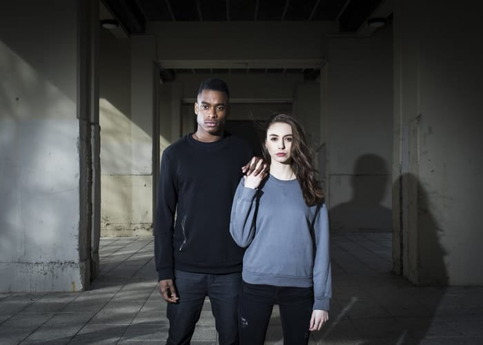 National Youth Theatre present Frantic Assembly's Othello photo by Helen Maybanks
