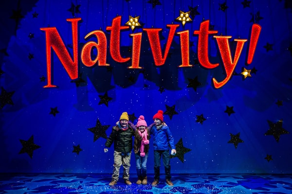 NATIVITY! THE MUSICAL. The Company. Photo by RIchard Davenport