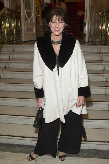 Rosemary Ford at the Cats opening night. Photo credit Dan Wooller
