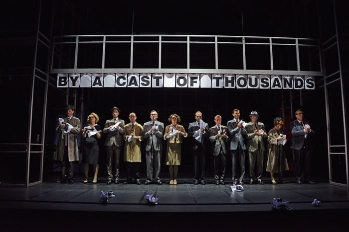 North by North West at Theatre Royal Bath. Credit Nobby Clark